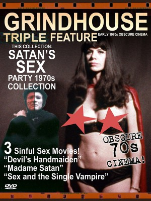 Satan's Sex Party: Devil's Handmaidens