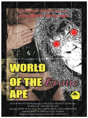 World of the Erotic Ape [DOWNLOAD TO OWN]