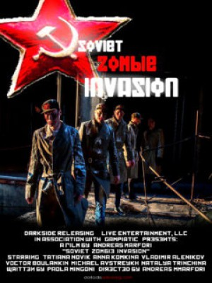 Poster image Soviet Zombie Invasion [DOWNLOAD TO OWN]