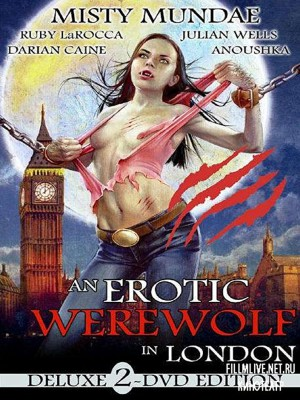 Poster image An Erotic Werewolf in London