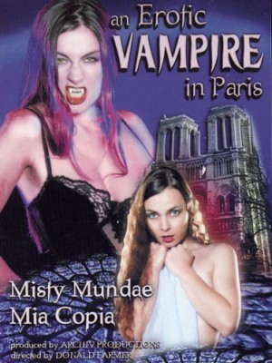 An Erotic Vampire In Paris [DOWNLOAD TO OWN]