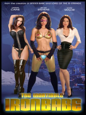 Poster image Insatiable Ironbabe