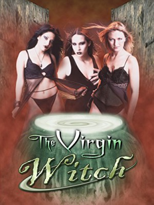 Poster image The Virgin Witch