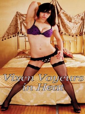 Voluptuous Vixens Voyeurs In Heat