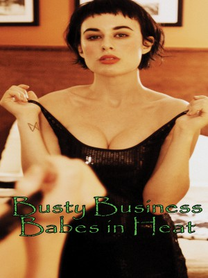 Busty Business Babes In Heat
