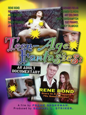 Poster image Teen-Age Fantasies: An Adult Documentary