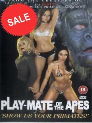Poster image Play-Mate of the Apes