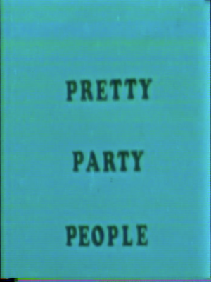 Poster image Pretty Party People
