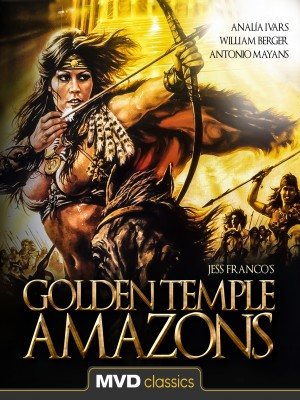 Poster image Golden Temple Amazons [Streaming & Download]